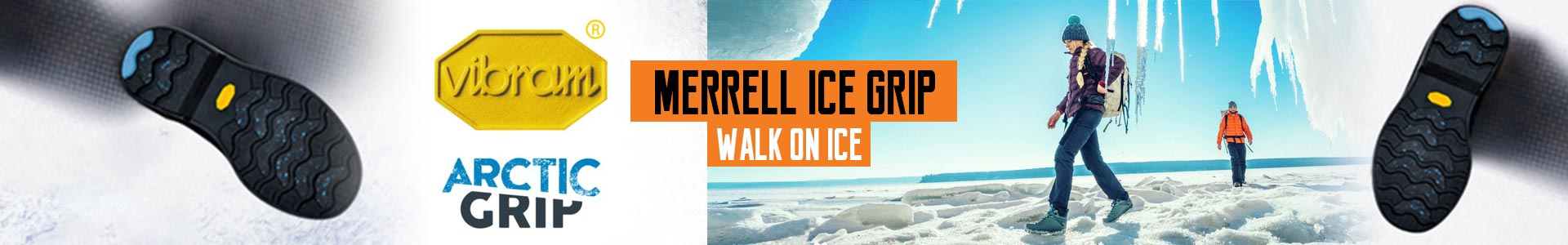 Shop Merrell Ice Grip