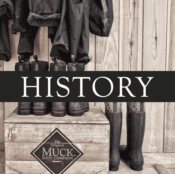 Muck Boots Brand History