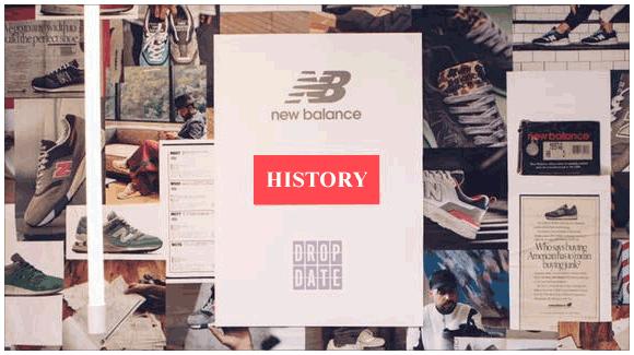 New Balance Brand History
