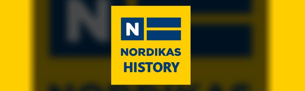 Nordika History Banner