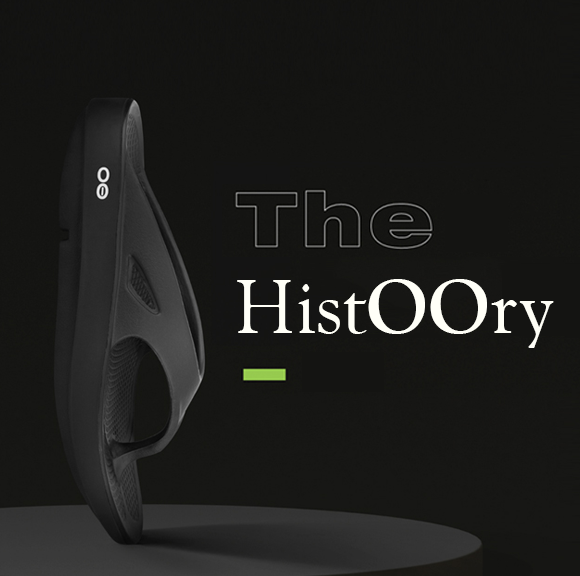 Oofos Brand History