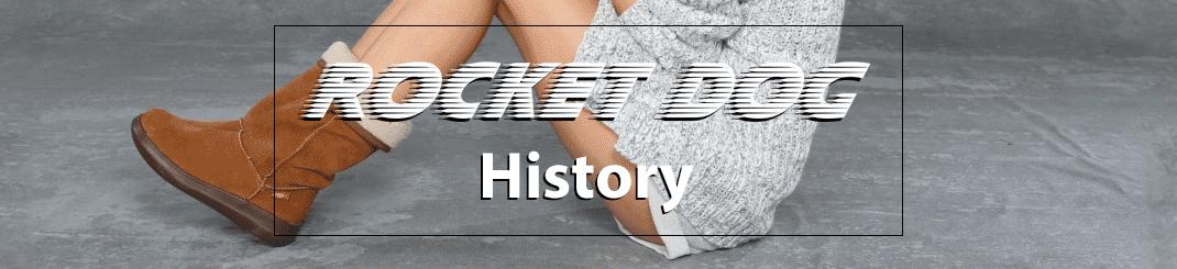 Rocket Dog Brand History
