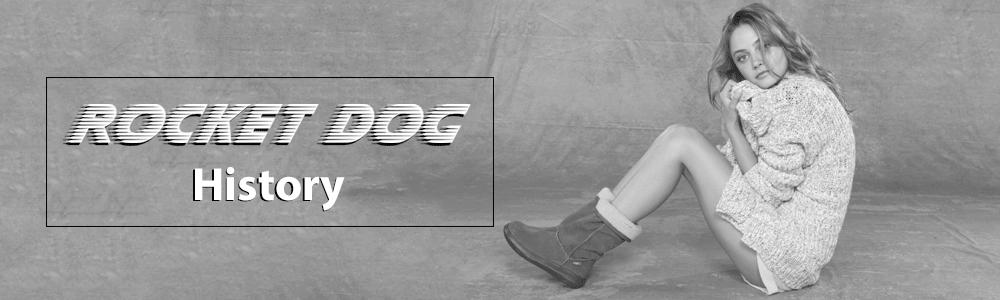 Rocket Dog History Banner
