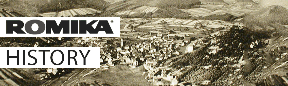 Romika History Banner