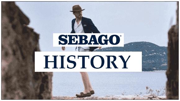 Sebago Brand History