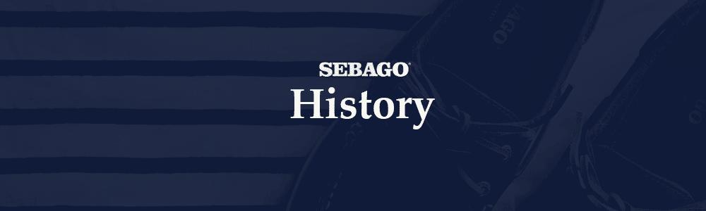 Sebago History Banner