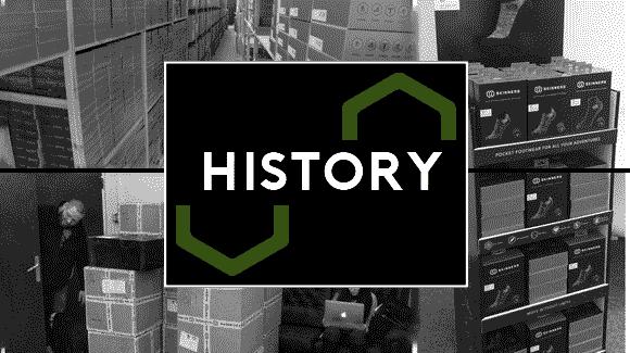 Skinners Brand History