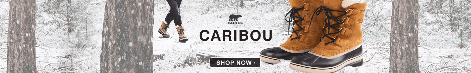 Shop Caribou