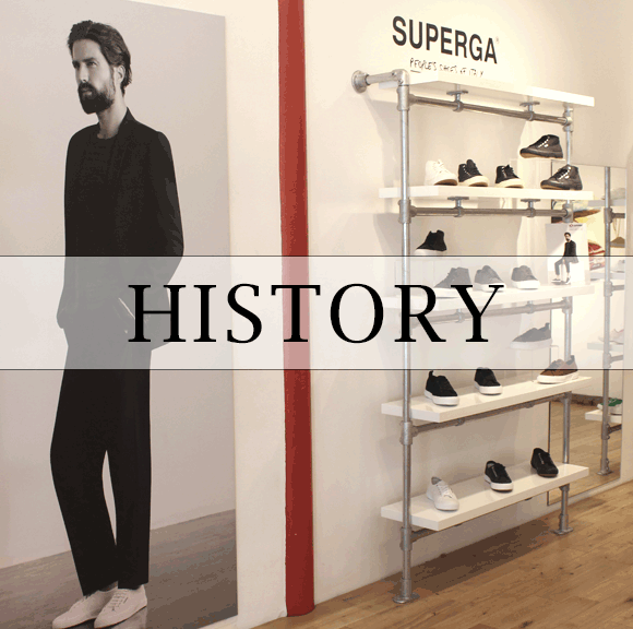 Superga Brand History
