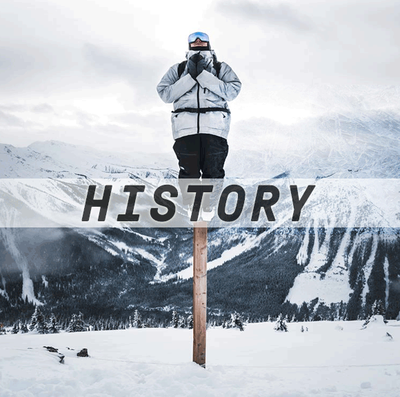 The North Face Brand History