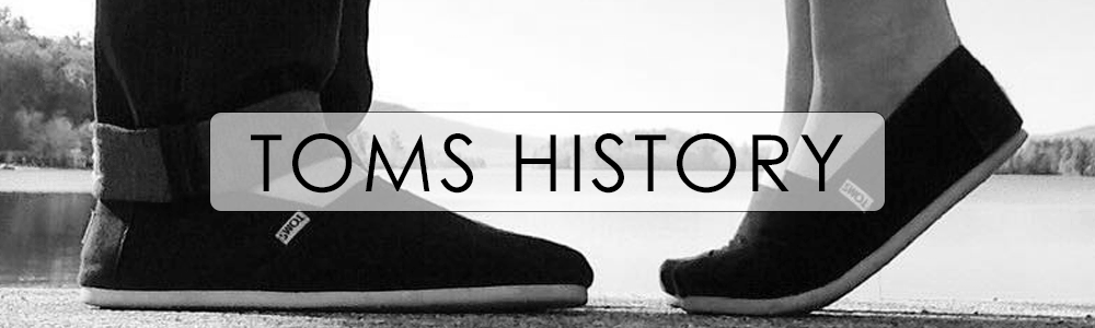 Toms History Banner