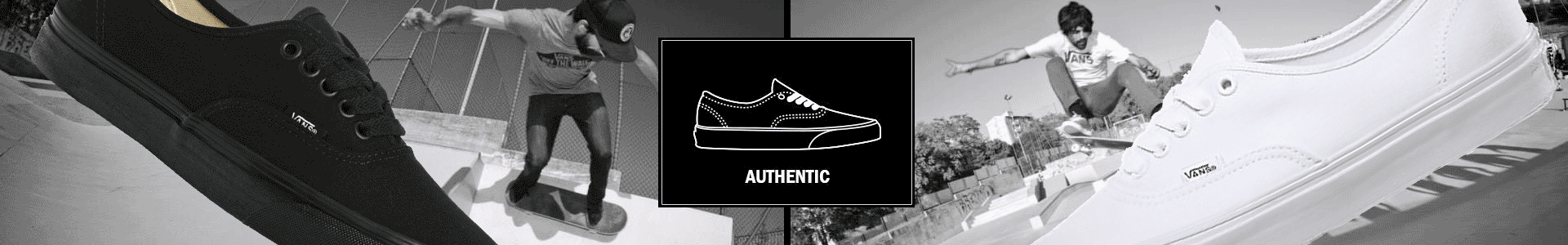 Vans Authentic Banner