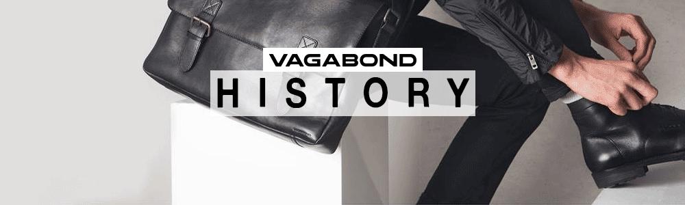 Vagabond History Banner